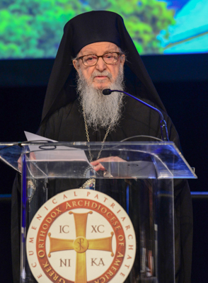 Keynote Address of His Eminence Archbishop Demetrios at the 44th Biennial Clergy-Laity Congress